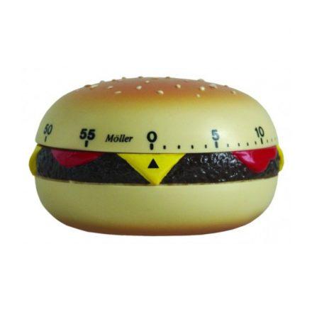 Konyhai Mechanikus percjelző - Hamburger TFA