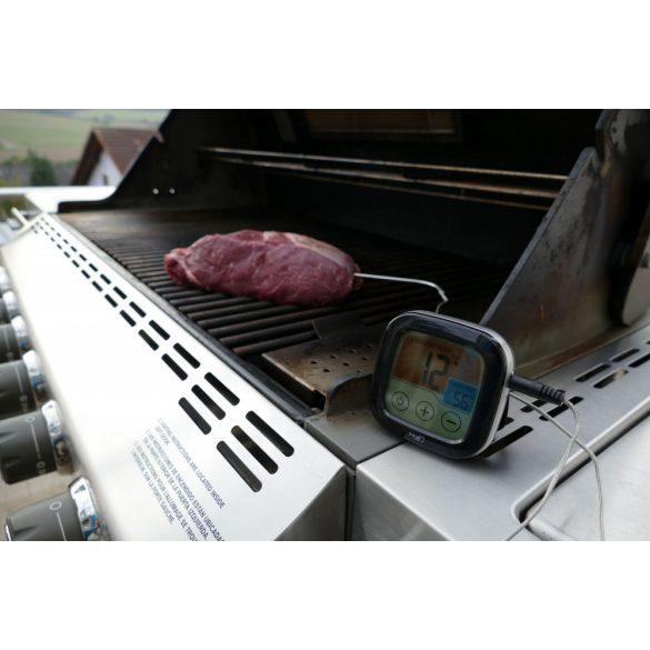 Digitális maghőmérő 14.1509 Digitális BBQ húshőmérő TFA