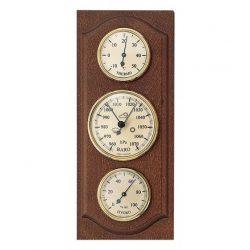Barométer kombináció  (légynyomásmérő, hőmérő és páratartalommérő) TFA 203050