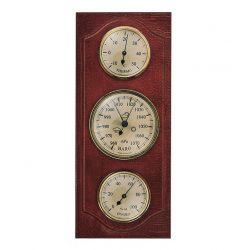 Barométer kombináció  (légynyomásmérő, hőmérő és páratartalommérő)  TFA 203052