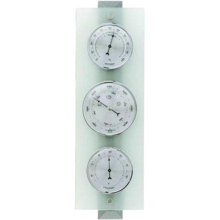 Barométer kombináció (légynyomásmérő, hőmérő és páratartalommérő) TFA 20.1067.17