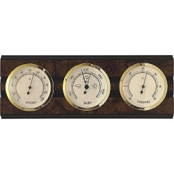 Barométer kombináció (légynyomásmérő, hőmérő és páratartalommérő) TFA 203978