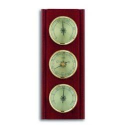 Barométer kombináció  (légynyomásmérő, hőmérő és páratartalommérő)  TFA 20.1002.04