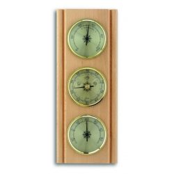TFA Barométer kombináció  légynyomásmérő, hőmérő   páratartalom mérő   20.1002.05