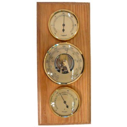 TFA Barométer kombináció (légynyomásmérő - hőmérő és páratartalom mérő)  203227