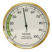 TFA Szauna páratartalommérő 40.1012 Ø160mm