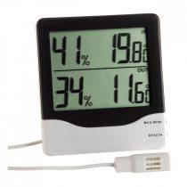 TFA Digitális hő- és páratartalommérő minimum-maximum funkcióval 30.5013