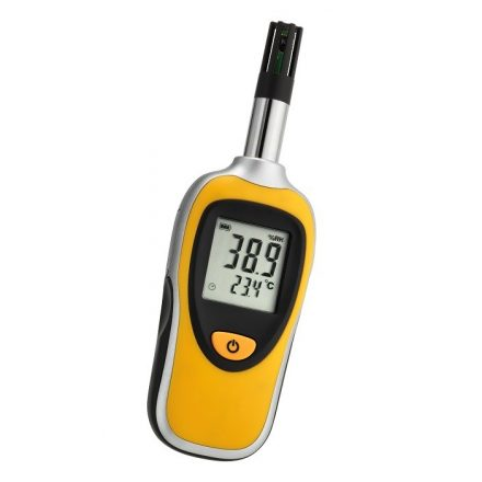 Digitális hő- és páramérő 30.5036.13 Klima Bee