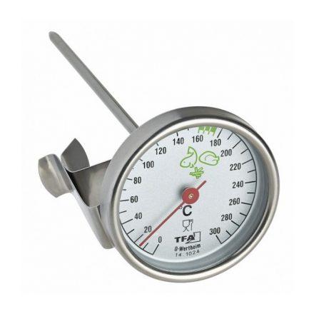 TFA Bimetál sütőbe rakható ételhőmérő,húshőmérő 14.1024 sütőhőmérő