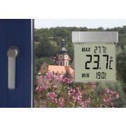 """TFA Digitális ablakhőmérő """"VISION"""" 30,1025"""