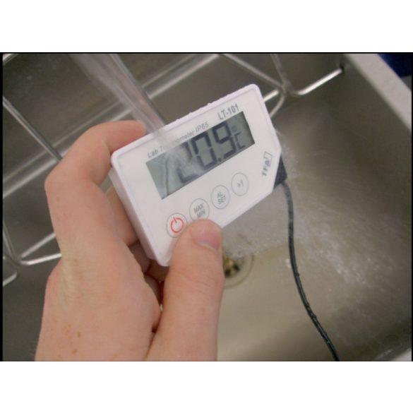 TFA Digitális maghőmérő 30.1033 HACCP-nek megfelelően élelmiszerekhez is alkalmazhatók.