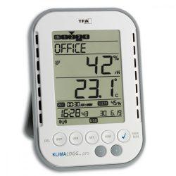 TFA Digitális hő- és páramérő adatrögzítő Klimalogg Pro 30.3039.IT