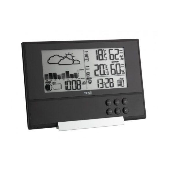 Digitáis időjárás állomás Pure 35.1106