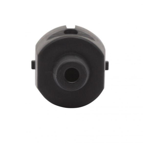 Szerelhető földelt lengő dugvilla gumiruzott delight 05938
