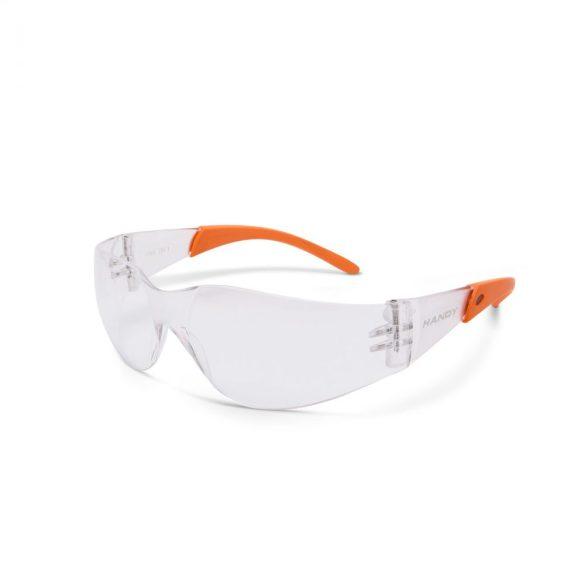 Handy  Professzionális védőszemüveg UV védelemmel átlátszó 10381TR
