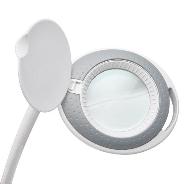 """Handy LED-es nagyítós lámpa nagyító lencse foglalattal (nagyító lencse nélkül), 4"""" - 100 mm (10796)"""
