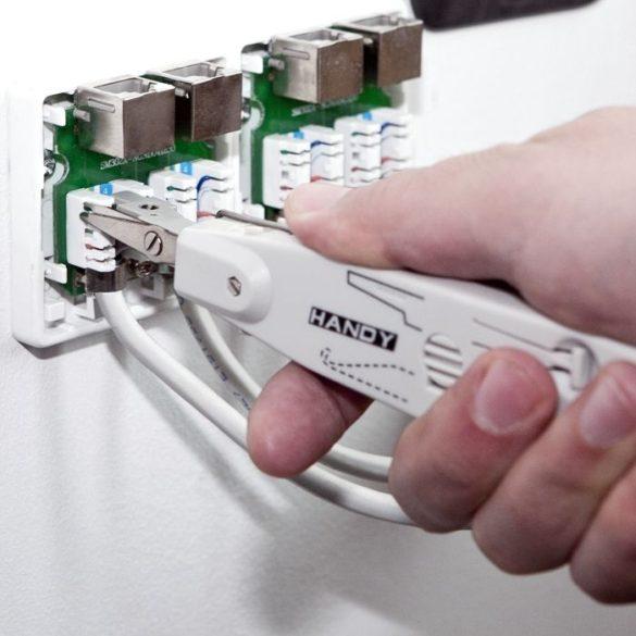 Handy Beszúró szerszám moduláris aljzatokhoz LSA-PLUS 10902