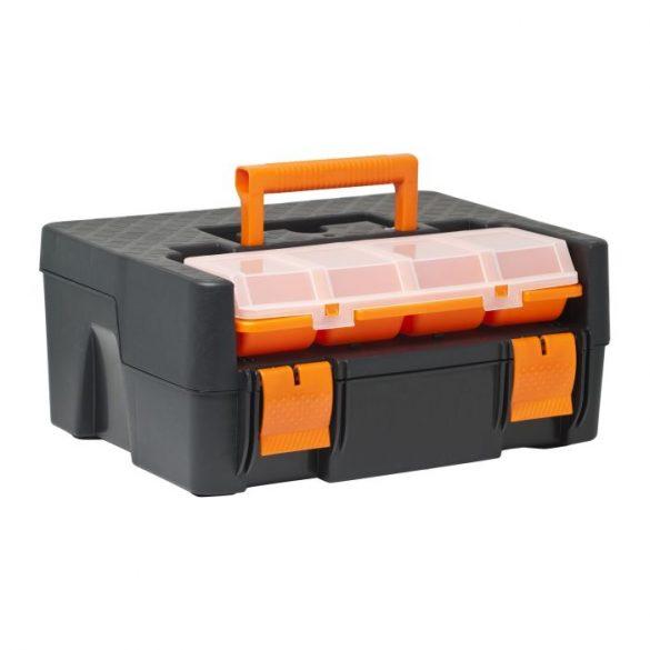 Szerszámosláda Handy Hobby szerszámtároló 380 x 295 x 160 mm 10926