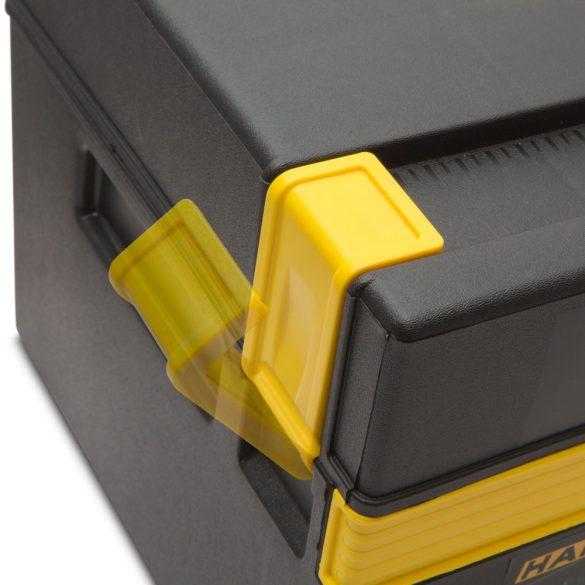 HANDY Műanyag szerszámosláda kicsi 380 x 220 x 270 mm 10946A