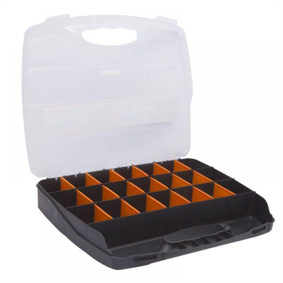 """Kelléktároló doboz HANDY Műanyag 15"""" - 380 x 310 x 60 mm 10965"""