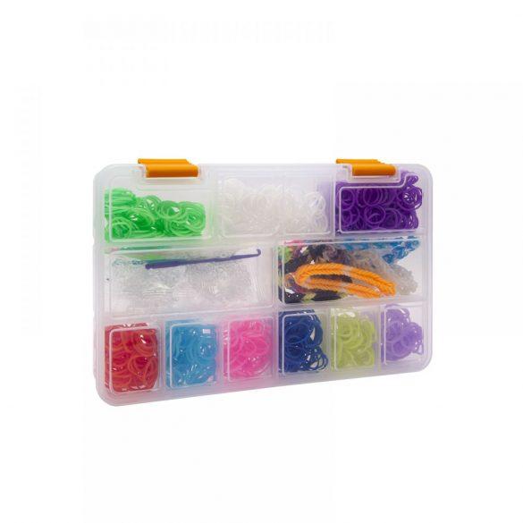 Tárolódoboz rendszerező HANDY Műanyag 228 x 148 x 32 mm 10972