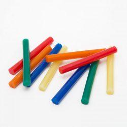 Handy ragasztórúd színes 11 mm-es 10 db/csomag 11109B