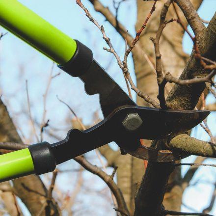 Ágvágó olló acél penge 390X135X27mm 11284