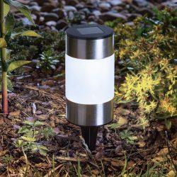 Led szolár lámpa 13 cm 11377B
