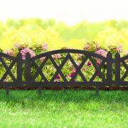 Virágágyás szegély / kerítés 11474A