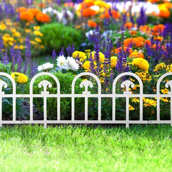 Virágágyás szegély / kerítés  11476A