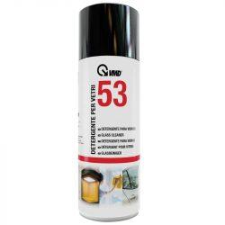 VDM 53 Üvegtisztító,csík és foltmentesen tisztít  400ml 17253