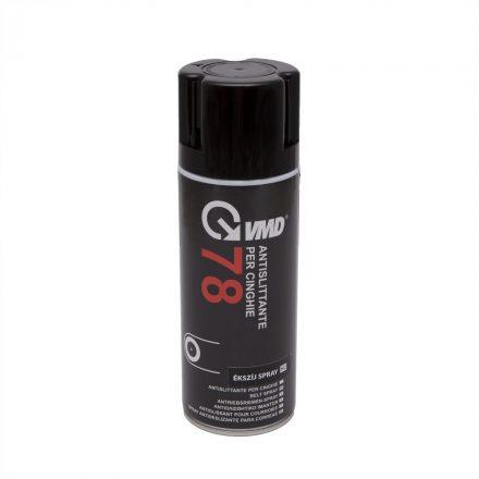 Ékszíjspray (bőr, gumi, szövet és nylon)spray VMD78 17278