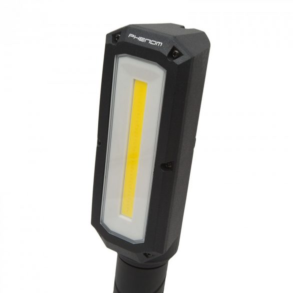 Globiz munkalámpa nagy fényerejű COB LED vészjelző funkcióval 8W 18623