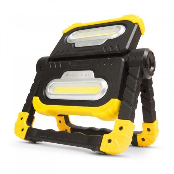 Multifunkciós hordozható reflektor - dupla LED 18648