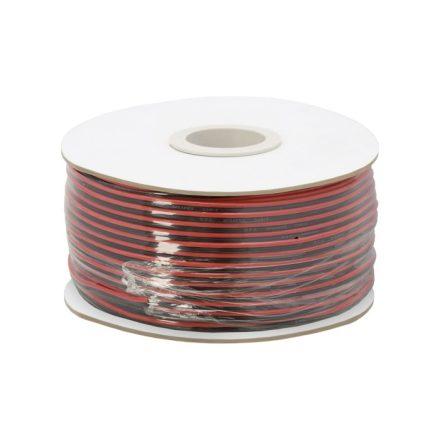 Hangszóró kábel 2 x 0,75 mm² 100 m / papírdob 20083