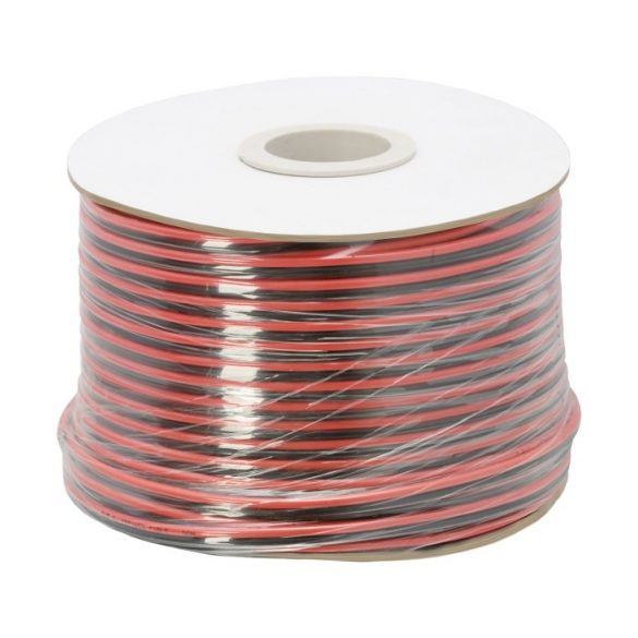 Hangszóró kábel 2 x 1,50 mm² 100 m/papír tekercs 20085