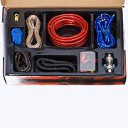 MNC, Autó Hi-Fi kábelszett 33 darabos 20196