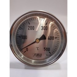 Kemence hőmérő 0-500C
