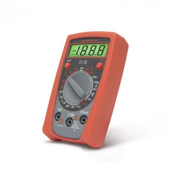 Mérőműszer digitális MAXWELL 25103