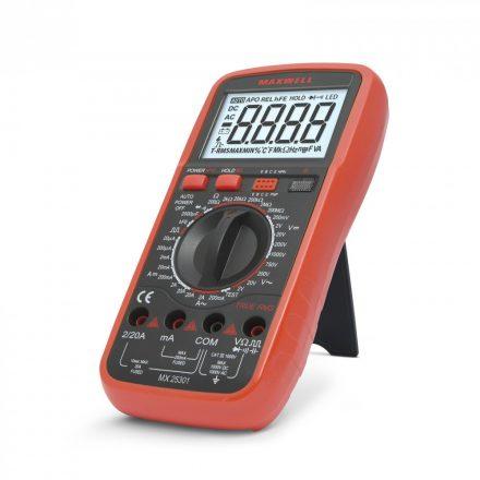 Multiméter Digitális mérőműszer (TRUE RMS) 25302