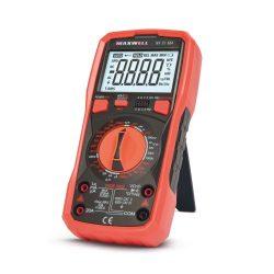 Multiméter induktivitás méréssel. 25304
