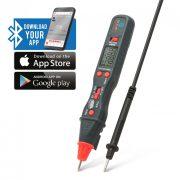 Smart mérőműszer toll kivitel -Bluetooth kapcsolattal 25520