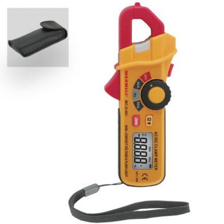 Lakatfogó érintés nélküli áram detektálással. 25603