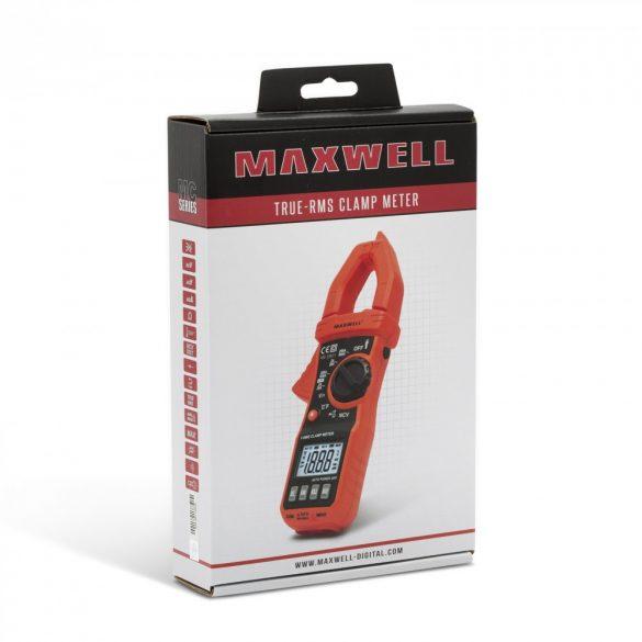 Maxwell Digitális lakatfogó True RMS 25611