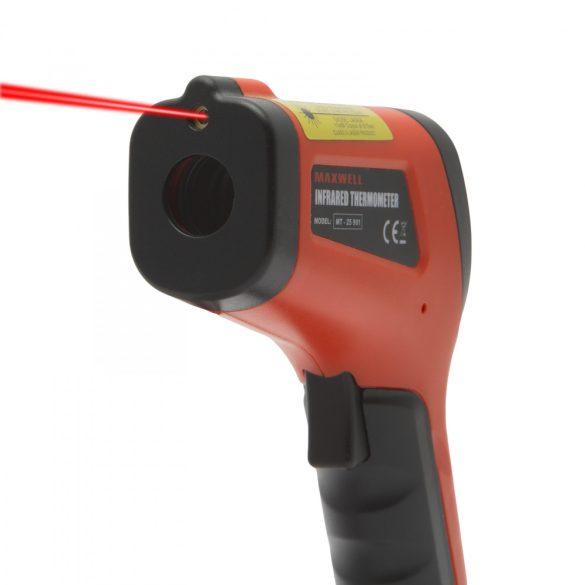 MAXWELL Digitális termométer infrahőmérő 25901