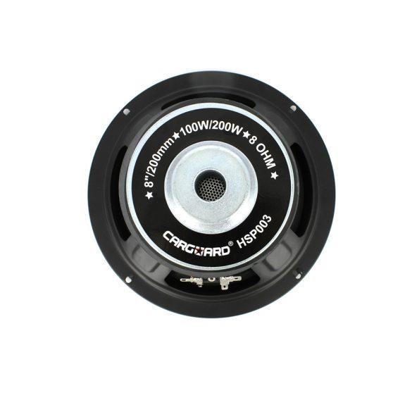 """Carguard Beépíthető Hangszóró HSP 003 8"""" / 200 mm • 100 / 200 W 8 ohm 30754"""