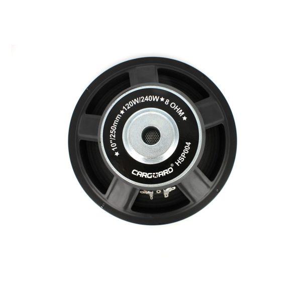 """Cardguard Beépíthető Hangszóró SP 004 10"""" / 250 mm • 120 / 240 W 8 ohm 30755"""