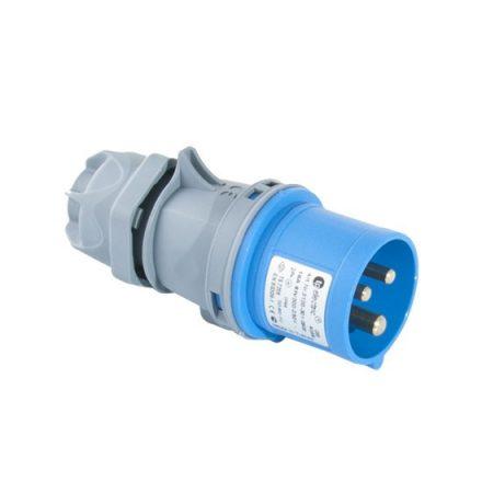 3X16A - Ipari csatlakozó DUGVILLA (IP44) 3120-301-0901