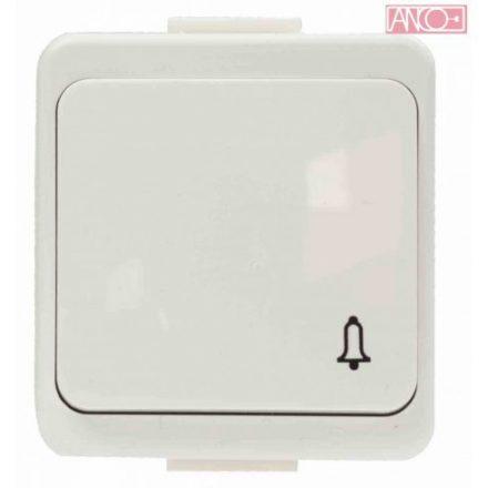 Anco Junior nyomókapcsoló csengő jellel, IP44 321353