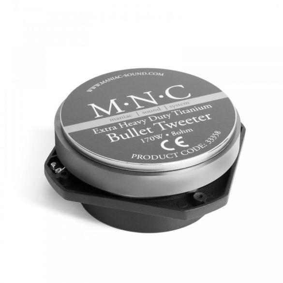 """MNC Dome sugárzó, 3"""" / 150/300 W-os, 8 ohm-os 33358"""